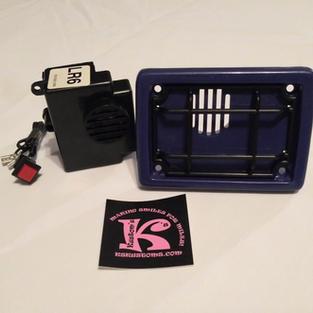74591-0340, Complete Sound Box, Ninja ATV