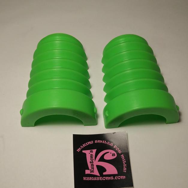 74590-9789 shock set, green Kawasaki