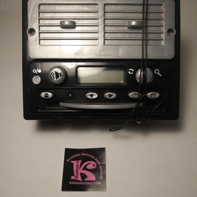 H3427-9309 Radio, Jeep