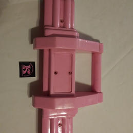 Bumper, Pink