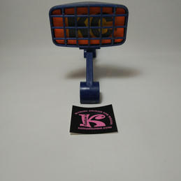 KC Light with logo/Grill