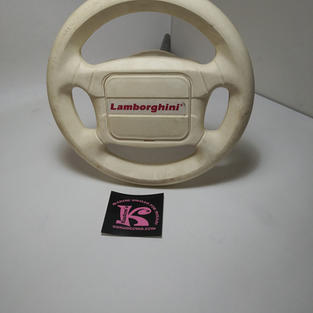 Lamborgini Steering Wheel with rod