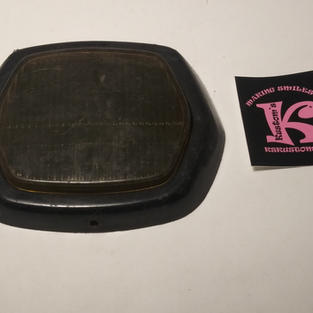 80030-0079 Lens with Bezel
