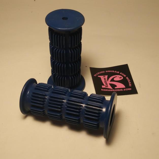 86550 Hand Grips, Blue