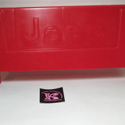 73243-2129 Tailgate Jeep