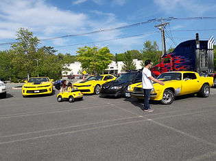 Hasbro Transformers Team Prime Optimus Prime Bumblebee Optimus_is_Here Joe Fiduccia