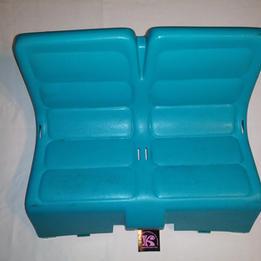 Seat, Blue, Jeep