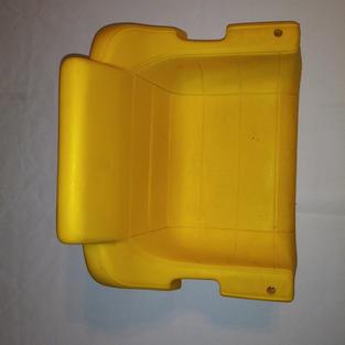 Seat, Bigfoot, Yellow