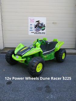 12v Power Wheels Dune Racer