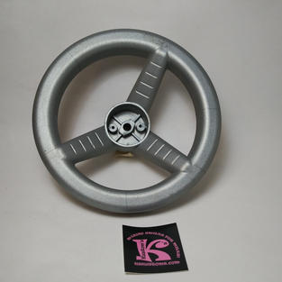 74340-2319 Steering Wheel Grey