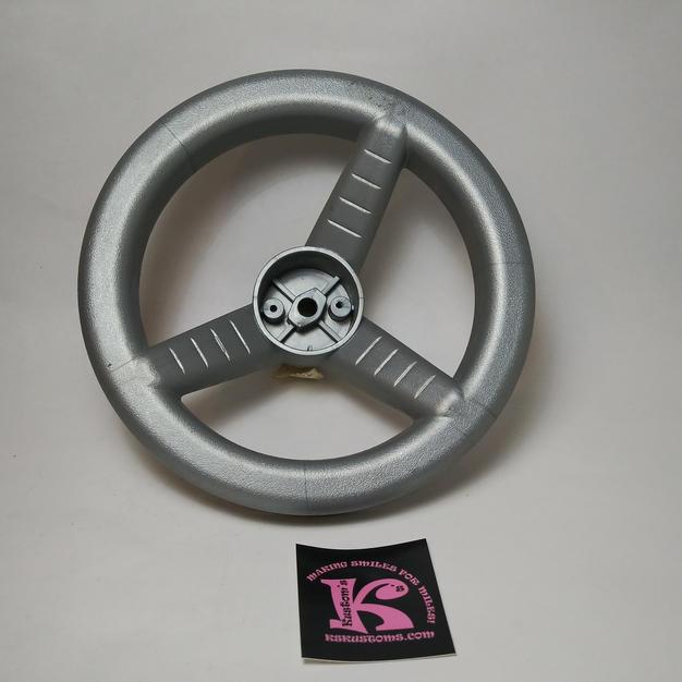 74340-2319 Steering Wheel Grey