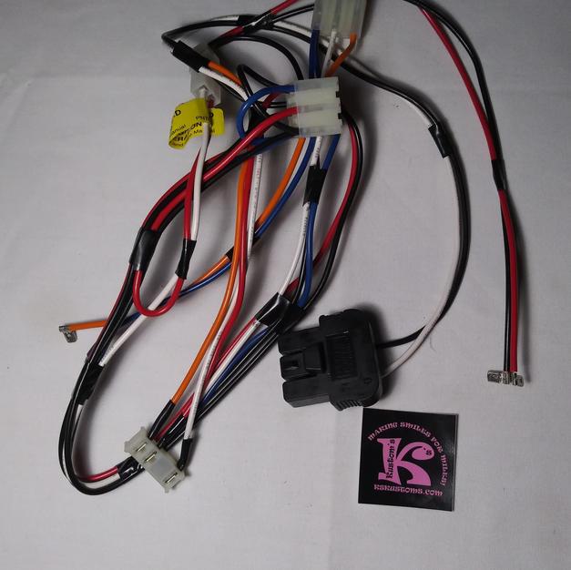 3800-6975 Harness Assembly Dirt Bike 736