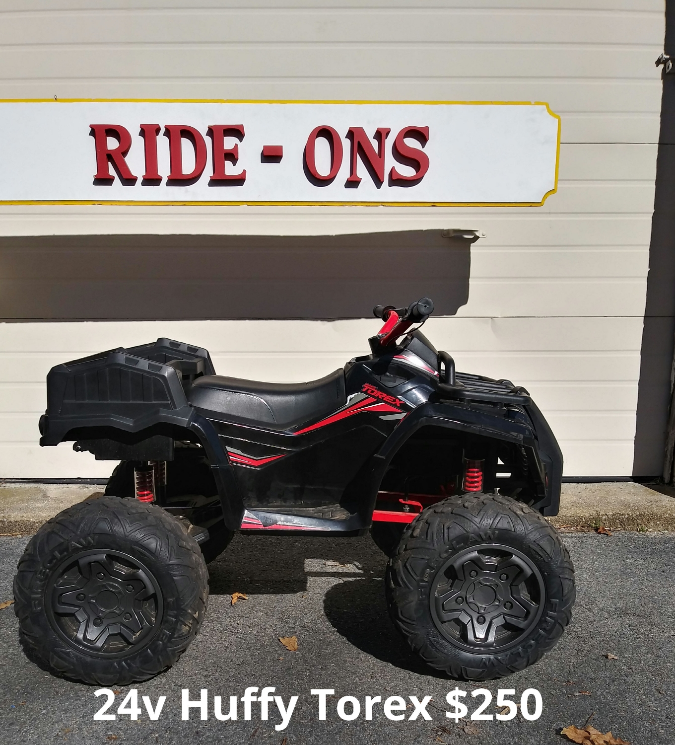 24v Huffy Torex ATV