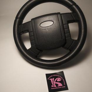 K8285-9069 Steering Wheel, F150