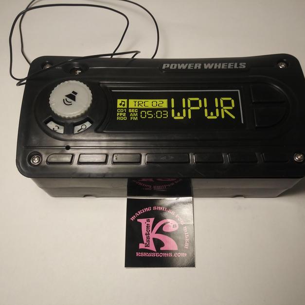 K8285-9609 F150 Radio