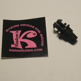 74510-2149 Radio Knobs Black
