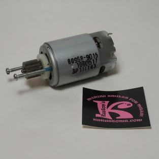 00968-9015 Motor 15T