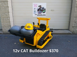 12v CAT Bulldozer
