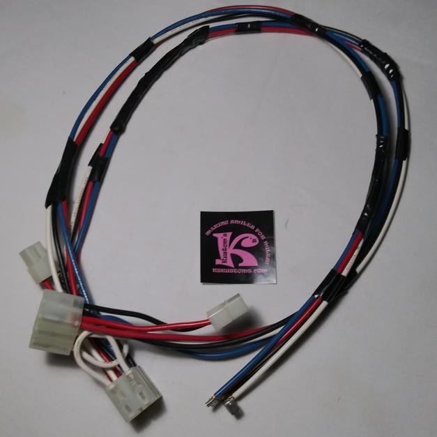74110-9799 6v Motor Harness