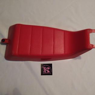Seat, Red, ATV