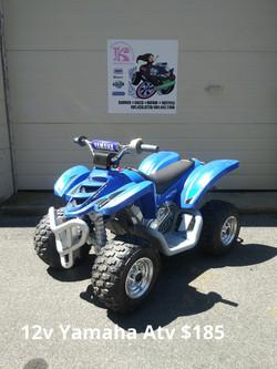 12v Yamaha ATV
