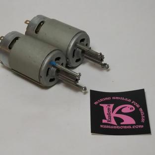Motor 8T super 6