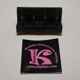 74270-2639 Windshield Bracket black (used)