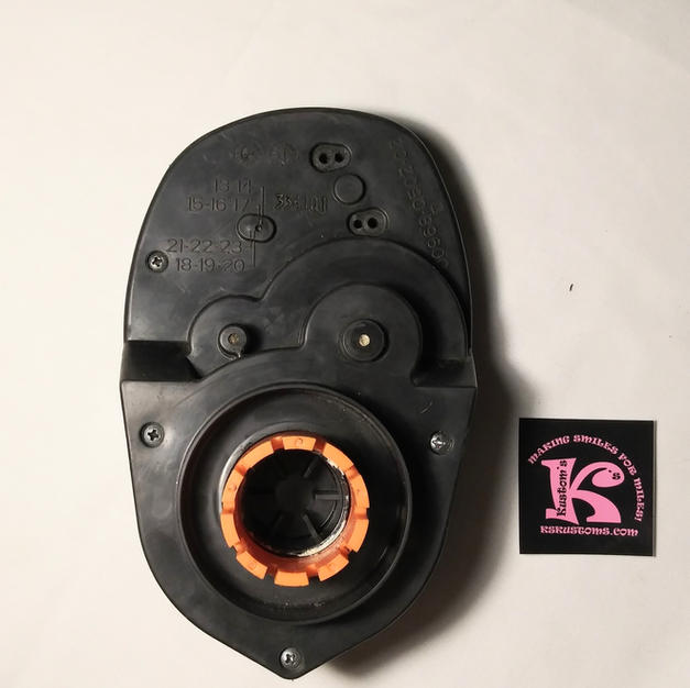 Gearbox 7R 15, 16, 17