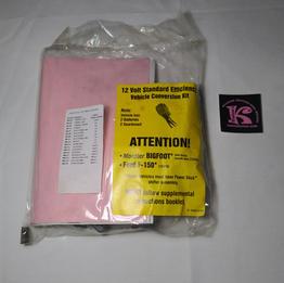 00803-0193 Kit de conversion à efficacité standard 12v