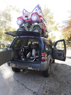 K's Kustom's Jeep