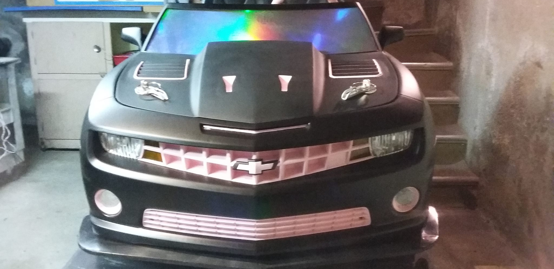 Custom Camaro SS
