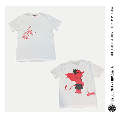 "Humble Start ""WORLD PEACE"" T-Shirt"