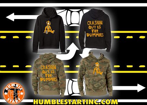 "Humble Start ""Crash Dummy"" Hoodie COIFD"