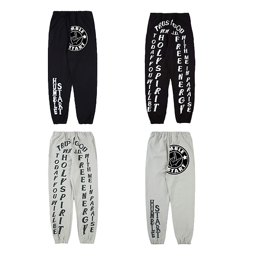 "Humble Start ""Cus You'll Waited"" Joggers"