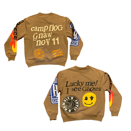 """Humble Start """"Lucky Me"""" Sweater"""