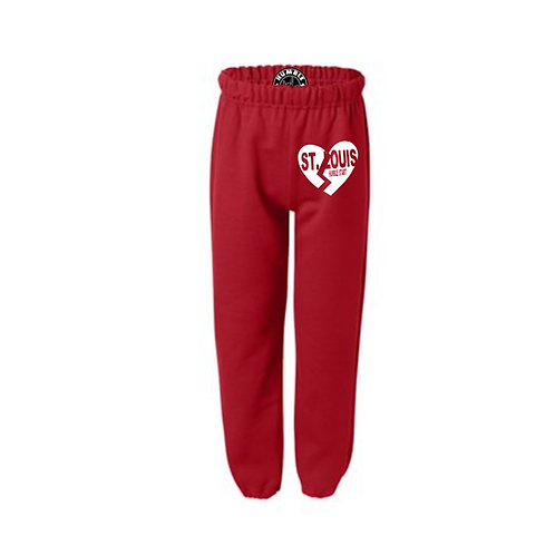 "Humble Start ""HeartBroken"" Sweat Pants"