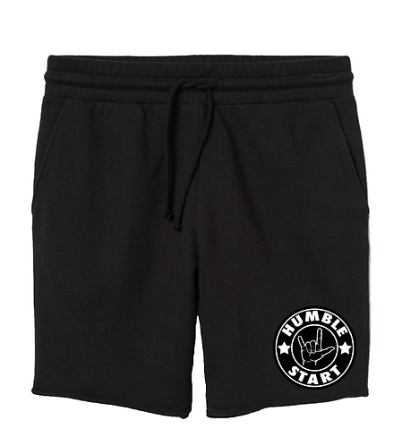 Humble Start Stamp Jogger Shorts