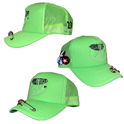 """HUMBLE START""""DIFFERENT THOUGHTS"""" TRUCKER HAT"""