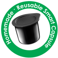 Simpresso Homemade Reusable Smart Capsule