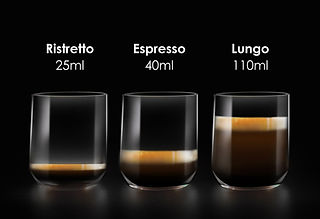 Simpresso Ristretto Espresso Lungo