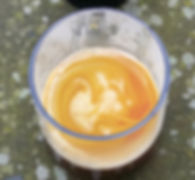 Simpresso Espresso in Transparent Cup Showing Rich Crema