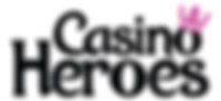 casinoheroes logo, casinoheroes casino, casinoheroes review
