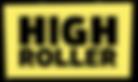 highroller logo, highroller casino, highroller review