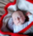 baby comforter, cot protector