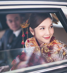 chinese wedding dress, kua