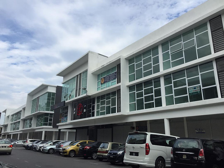 Gala City 3 Storey Commercial Unit