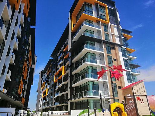 HK Square Apartment