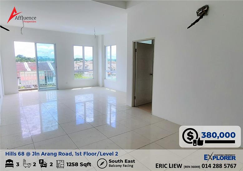The Hills 68 Apartment @ Arang Road 1st Floor/Level 2