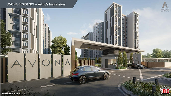 Avona Residence Apartment - Type C/C1