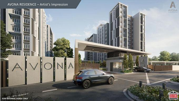 Avona Residence Apartment - Type C/C1